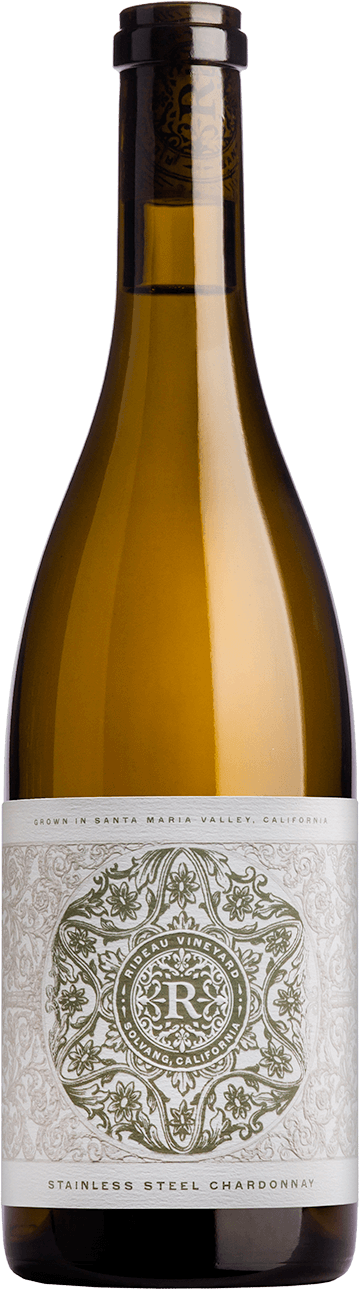 Bottle of 2016 Stainless Steel Chardonnay