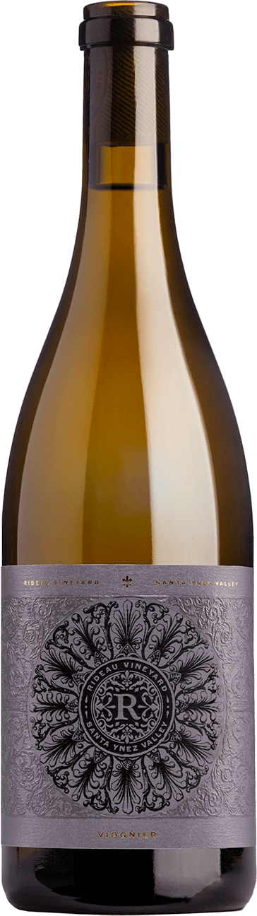Bottle of 2017 Viognier