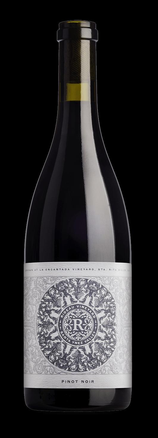 Bottle of Locally Grown Wine