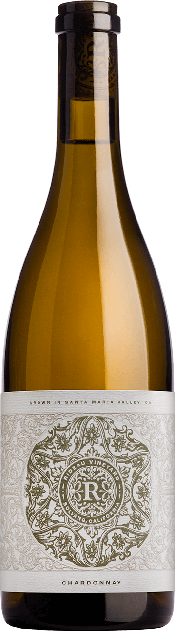 Bottle of 2015 Chardonnay