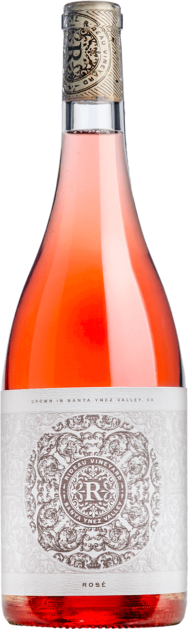 Bottle of 2016 Rosé