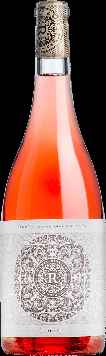 Bottle of 2017 Rosé