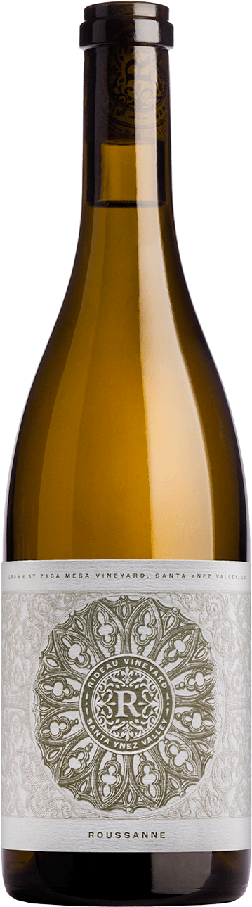 Bottle of 2015 Roussanne